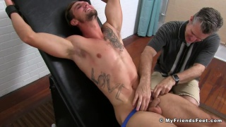 Elijah Tickle Tortured In Chair
