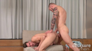 blond stud Paul Fresh fucks Martin Polnak