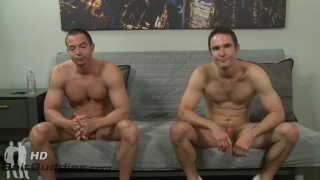 CAmeron Kincade services another straight guy