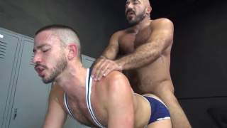 alessio romero bare fucks Owen Powers