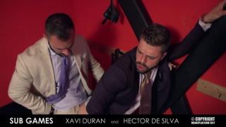 sub games with HECTOR DE SILVA & XAVI DURAN