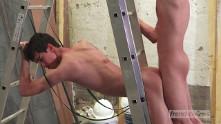 Fucking on the Construction Site with William Lefort and Paul Delay