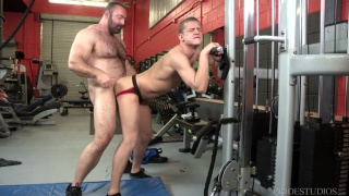 gym rat with Brad Kalvo & Ian Levine