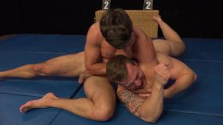 naked wrestlers Martin Gajda and Filo Bruska