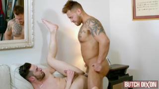 Viktor Rom fucks Ricky Ruiz