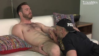 furball services his policeman husband