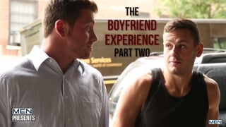 the boyfriend experience with Connor Maguire and Brenner Bolton