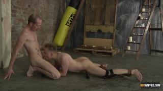 Corey Conor has his Legs Spread Waiting For Cock