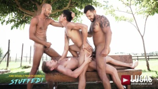 Raw Double Penetrations 04 with Ken Summers and Dominic Arrow