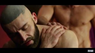 Francois Sagat returns to porn filming