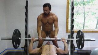 meaty man-on-man fuck video