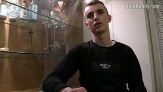 shy Slovakian boy need cash to pay bills
