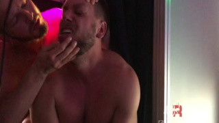 slutty bottom gets fucked by two guys