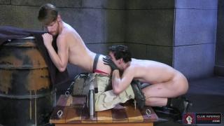 Jace Eros & Luka Sage at Club Inferno