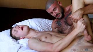 sean francois bottoms for porn legend francois sagat