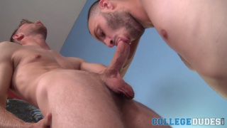 top college boy fucks the cum out of his bottom