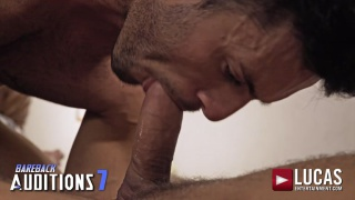 Bareback Auditions 07 with LOGAN ROGUE & ANDY STAR