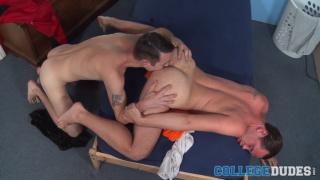 horny guys Mason jackson & Tyler Mcdaniels fuck