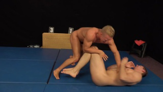 Wrestling with Boda Gold and Tomas Fuk