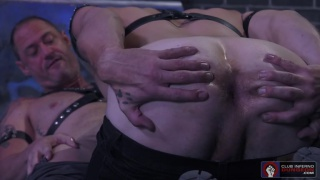 Sebastian Keys & D Arclyte in heavy ass play at Club Inferno