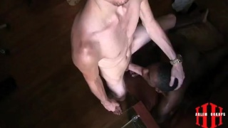 Tristan Shoots big ass loads