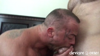 deviant otter fucks his porn crush sean duran