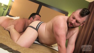 Bare Fuckin Buddies with Austin Castillo & Mason Shaw