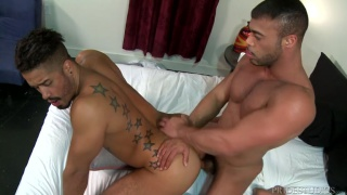 micah Brandt fucks Trey Turner