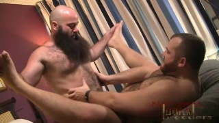 redneck daddy MITCH ROBERTS FUCKS ROSS SCOTT