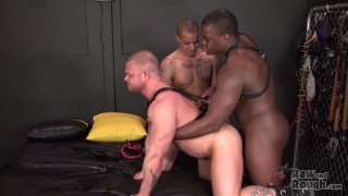 Raw and rough gay porn