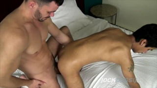 Mexican-Pakistani trans guy gets fucked in first porno