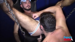 Hot Fuck with Enzo Rimenez & Tonio