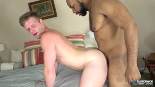 Brian Bonds gets fucked with Ray Diesel's 9-inch cock