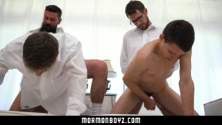 mormon daddies fucking mormon boys