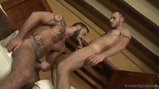 Xavi Duran bare fucks ely chaim