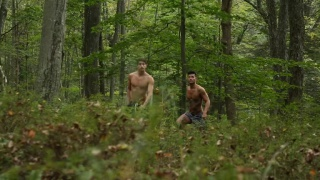 end of summer in the woods with Ricky Roman & Taylor Reign