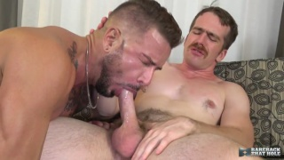 Nate Stetson screws Dolf Dietrich raw