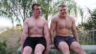 ginger curtis returns to sean cody again