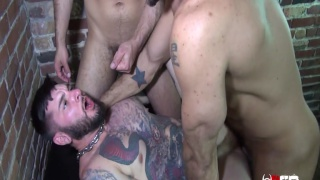 San Francisco Pig's Threeway with jessie colter