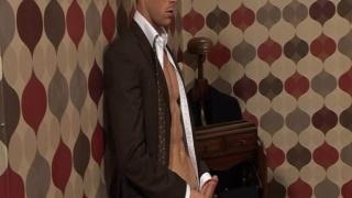 Neil Stevens in a suit