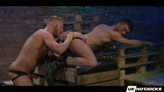 yard with rico fatale and andro maas