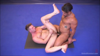 naked wrestlers Trey Turner & Brian Bonds