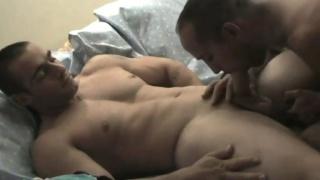 Romanian soccer player fucks team mate