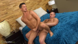 guy returns after five years to ride his first cock