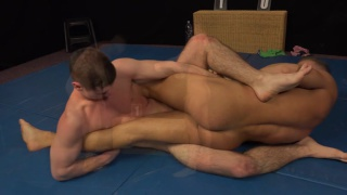 Wrestling with Martin Hover and Adam Kader
