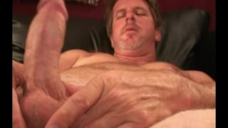 married man loves jacking off for an audience