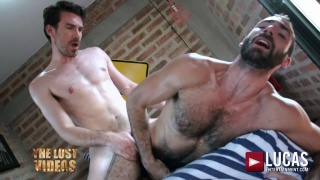 The lost videos: PHILIP ZYOS POUNDS STEPHEN HARTE