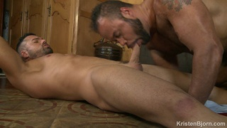 old friends get together for a hot fuck