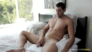 fitness trainer Trevor Bigg makes his porn debut