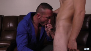 Daddy's Secret with Johnny Rapid & Myles Landon